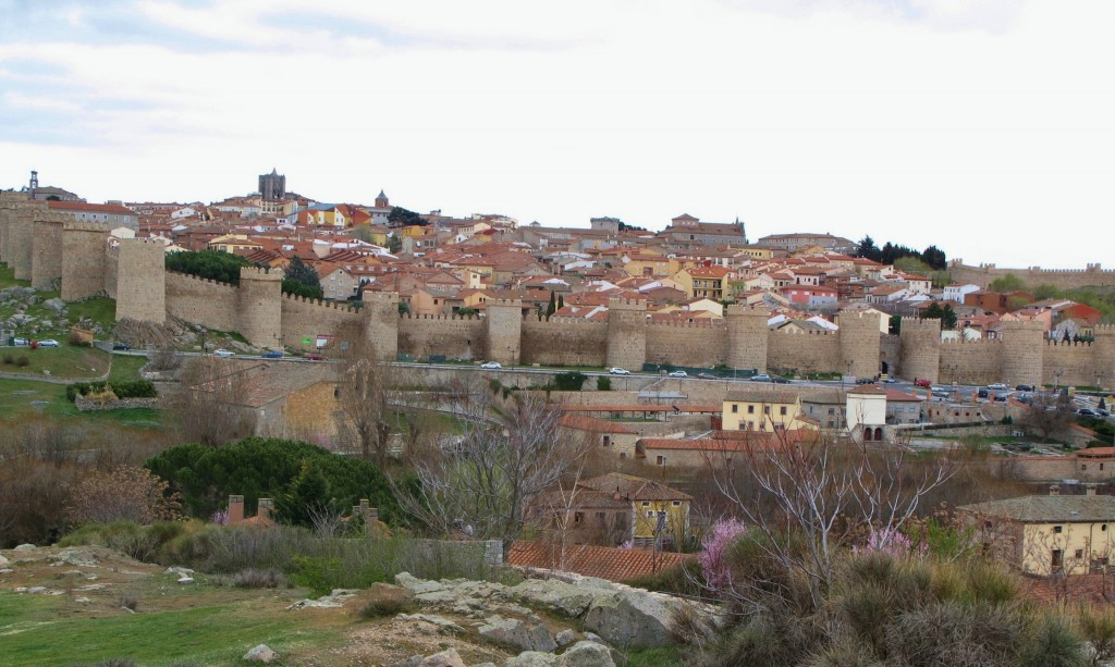 IMG 2470 Avila 1024x613 Spain   Avila, Toledo & Granada: Lessons Learned and Food Enjoyed   Day 7
