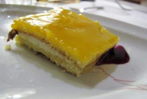 IMG 2502 dessert at Adolfos 300x203 Spain   Avila, Toledo & Granada: Lessons Learned and Food Enjoyed   Day 7
