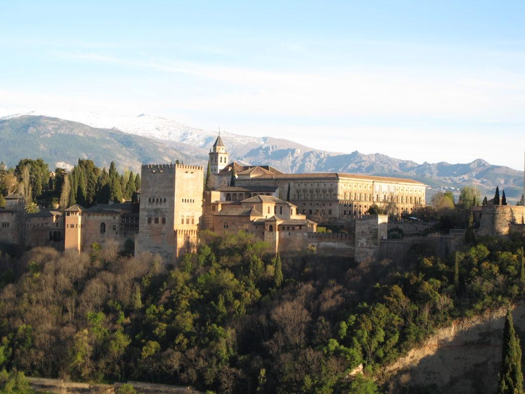 IMG 2617 alhambra1 1024x768 Spain: Holy Week in Granada: Lessons Learned and Food Enjoyed   Day 8