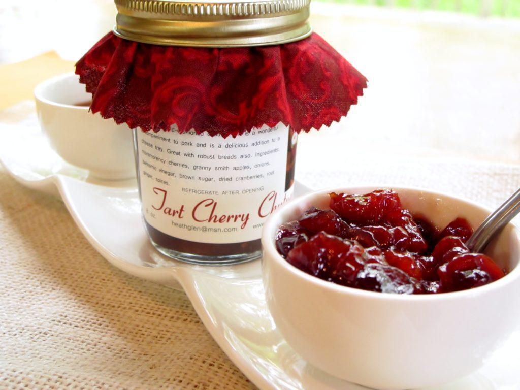 Tart Montmorency Cherry Chutney