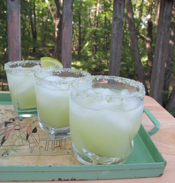 Refreshing Summer: Cucumber Avocado Soup and Spicy Cucumber Margaritas ...