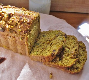 Pumpkin Amaretto Quick Bread for Shipping