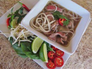 Crock pot Vietnamese Beef Pho