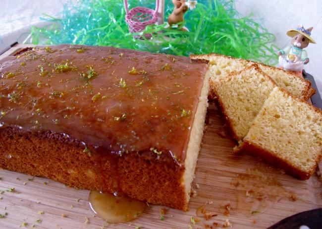 Lime Marmalade Bread