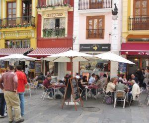 SCD lunch in Valencia, Spain