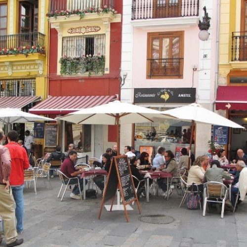 SCD lunch in Valencia, Spain