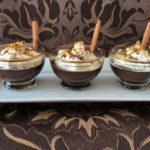 Low carb Mexican chocolate pots for Cinco de Mayo