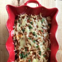 Low carb Enchilada Casserole