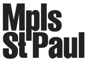 Minneapolis St Paul logo