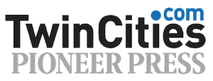 Logo for Twin Cities.com and Pioneer Press